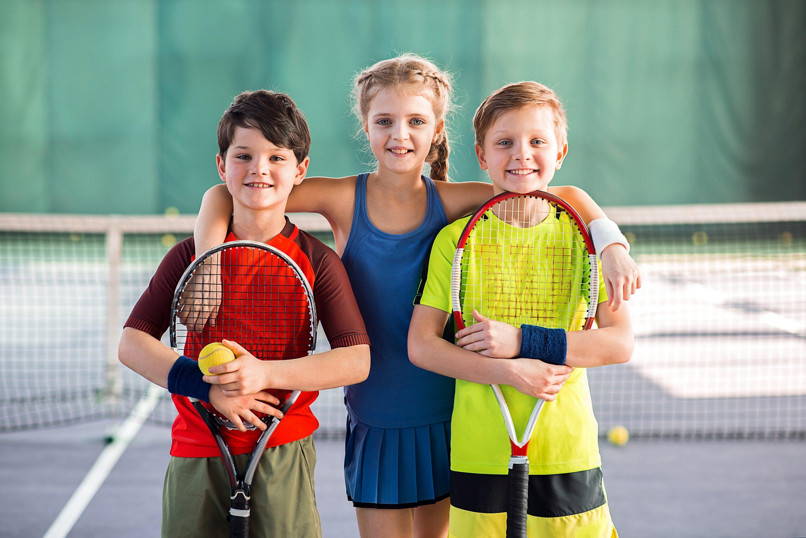 Kindertraining für alle Kinder zwischen 7 und 12 Jahren